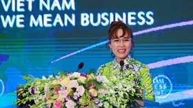 President and CEO of Vietjet Nguyen Thi Phuong Thao (Source: http://en.nhandan.org.vn)
