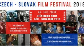 10 films presented at Czech-Slovak Film Festival 2018