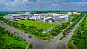 Long Hau Industrial Park