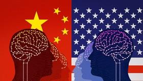 Trí tuệ nhân tạo của Trung Quốc được cho là sẽ vượt Mỹ. Ảnh: The Verge