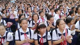 Điểm chuẩn dự kiến vào THPT chuyên Trần Đại Nghĩa là 58