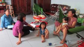 Vẫn tồn tại nhóm trẻ gia đình dù điều kiện chăm sóc không đảm bảo ở quận Bình Tân