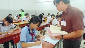 Dự kiến ngày 13-6 sẽ công bố kết quả kỳ thi tuyển sinh lớp 10