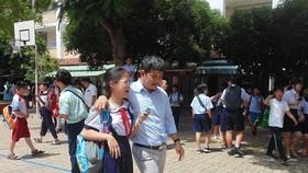 Sở Giáo dục và Đào tạo TPHCM đã công bố điểm trúng tuyển vào lớp 6 Trường THPT chuyên Trần Đại Nghĩa
