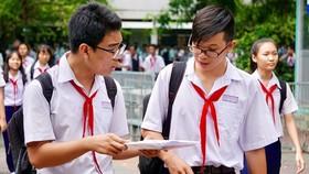 Công bố điểm chuẩn lớp 10 của 103 trường THPT công lập tại TPHCM