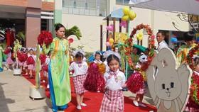 Học sinh tại TPHCM được nghỉ Tết Nguyên đán 2019 trong 16 ngày