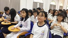 TPHCM: 117 học sinh tham gia đội tuyển học sinh giỏi dự thi cấp quốc gia