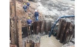 5 quận tại TPHCM bị cúp nước để khắc phục sự cố