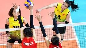 Đội tuyển bóng chuyền nữ Việt Nam được chọn làm hạt giống số 5 tại giải châu Á 2019.