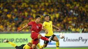 Tiền đạo Hà Đức Chinh vừa thể hiện phong độ ấn tượng ở vòng loại U.23 châu Á.