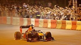 Tháng 4-2020, chặng đua F1 sẽ lần đầu tiên được tổ chức tại Việt Nam. Ảnh: MINH HOÀNG
