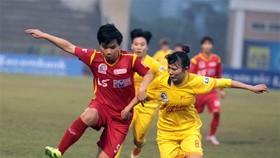 TPHCM I và Hà Nam vốn so kè ngôi vô địch từ 2-3 năm nay. Ảnh: ANH TRẦN