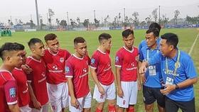 Phố Hiến liệu có tân dụng cơ hội đá sân nhà để giành 3 điểm ở vòng 16? Ảnh: MINH HOÀNG