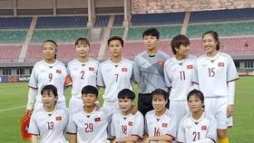 Đội nữ Việt Nam đặt mục tiêu vô địch giải năm nay. Ảnh: Đoàn Nhật