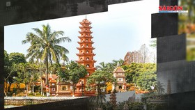 2 ngôi chùa Việt Nam vào danh sách 20 công trình kiến trúc Phật giáo đẹp nhất thế giới