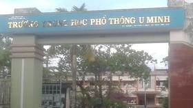 Cà Mau: Kỷ luật Phó hiệu trưởng đánh nhau với nhân viên y tế của trường