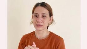 Chị Nguyễn Kim Hon thất lạc với gia đình đã 22 năm. Ảnh: FB Hoàng Quốc Tuấn