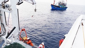 Thượng tướng Nguyễn Trọng Nghĩa: Chúng ta giữ được ổn định trên biển