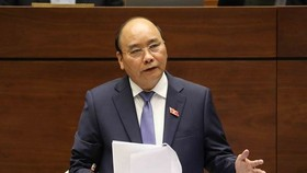 Thủ tướng Nguyễn Xuân Phúc khẳng định lực lượng công an cần đảm bảo an ninh, an toàn cho người dân tốt hơn.