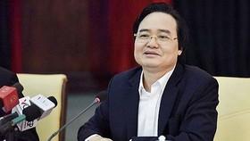Nhận tín nhiệm thấp, Bộ trưởng Bộ GD-ĐT Phùng Xuân Nhạ nói gì?  
