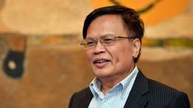 Ông Nguyễn Đình Cung, Viện trưởng Viện Nghiên cứu quản lý kinh tế Trung ương