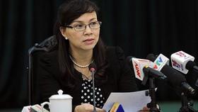 Bà Nguyễn Thị Kim Phụng, Vụ trưởng Vụ Giáo dục đại học, Bộ GD-ĐT
