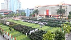 Học viện Kỹ thuật Quân sự khai giảng năm học mới