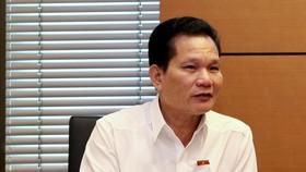 Phó Chủ nhiệm Ủy ban về các vấn đề xã hội của Quốc hội Bùi Sỹ Lợi