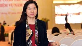 Phó Chủ nhiệm Văn phòng Chính phủ Mai Thị Thu Vân. Ảnh VGP/Nhật Bắc