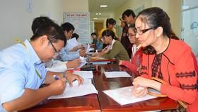 Công bố điểm sàn ngành y và sư phạm