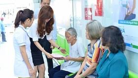 Khám chữa bệnh tại Trạm y tế phường 11, quận 3, TPHCM