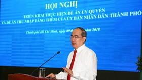 Ngay tháng 11-2018, TPHCM chính thức đánh giá và trả thu nhập tăng thêm cho cán bộ, công chức