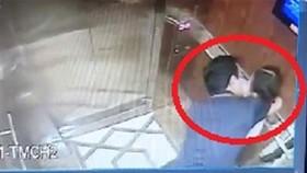 Dư luận phẫn nộ khi xem clip bé gái 7 tuổi bị gã đàn ông sàm sỡ trong thang máy ở một chung cư tại TPHCM mới đây