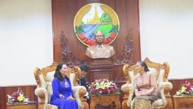 Đề nghị HĐND TPHCM giúp Lào cách thu ngân sách trong lĩnh vực bất động sản