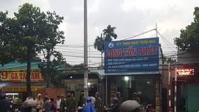 """Khám nhà chủ doanh nghiệp gọi Giang """"36"""" vây xe công an"""