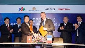 Airbus hợp tác với FPT Software để phát triển công nghệ trong lĩnh vực hàng không