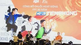FPT trình diễn công nghệ 4.0 và tổ chức đại nhạc hội kỷ niệm 30 năm thành lập