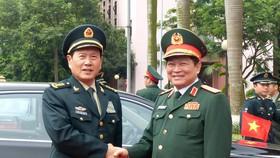 Việt Nam và Trung Quốc quyết tâm xây dựng môi trường hòa bình trên Biển Đông