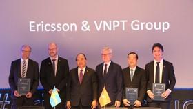 VNPT hợp tác với Ericsson đẩy mạnh phát triển công nghệ IoT