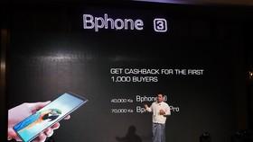 Bkav chính thức mở bán Bphone 3 ở Myanmar
