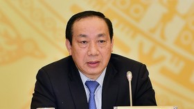 Thi hành kỷ luật Ban cán sự đảng Bộ GTVT và nguyên Thứ trưởng Nguyễn Hồng Trường