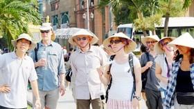 International visitors in Vietnam (Photo: SGGP)