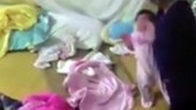 Police prosecute maid who tortured baby