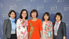 Five Vietnamese female scientists win L'Oreal-UNESCO awards (Source: dantri.com.vn)