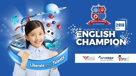 English Champion contest 2018 kicks off