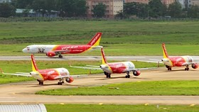 Tan Son Nhat International Airport suggested to expand southwards