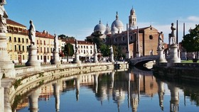 Padua city, Italy (Source: Venetoinside.com)