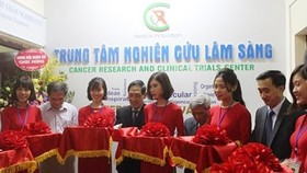 at the inauguration ceremony (Photo: SGGP)