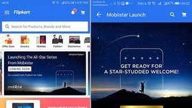 The information about Mobiistar officially appears on flipkart.com