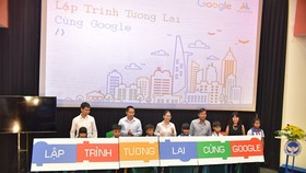 'Programming your future with Google' will make use of Scratch programming